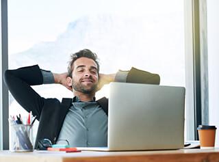 Büroservice Tirol bringt Entspannung